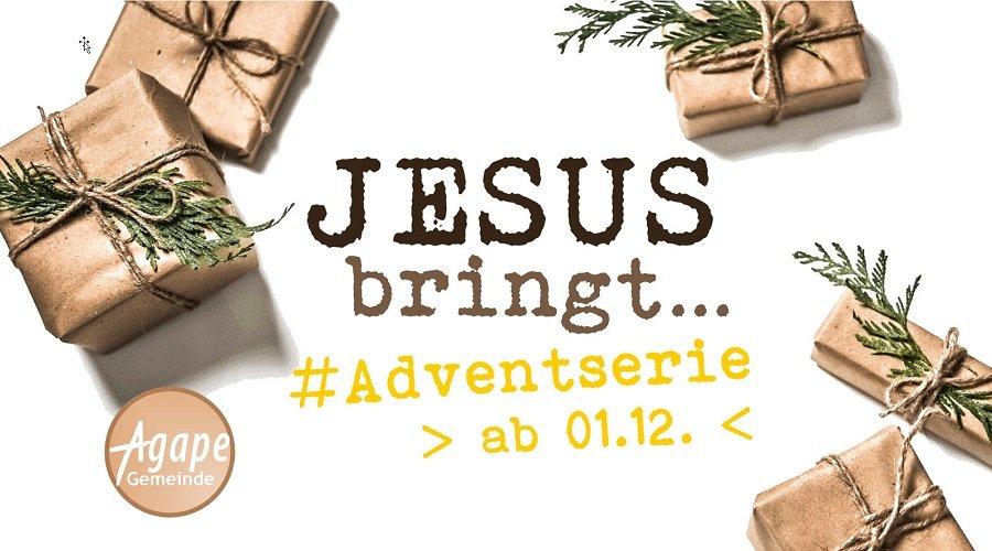 Jesus bringt Hoffnung