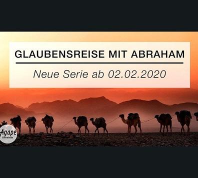 Abraham – Glaube an die Verheißung